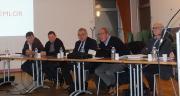 René Bartoli a annoncé la fusion des filiales machinisme C3M (57) et C4M (54, 88 et 70), et la reprise des établissements Simon en Moselle. Et un rapprochement a été engagé avec les établissements Parmentelot (88). ©Alain Humbertclaude