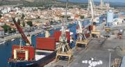 Seuls20% de la collecte d'Arterris  sont exportés par voie maritime  via Port-la-Nouvelle. Photo : DR