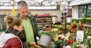 Pour les jardineries de la Sicap SA, le point fort mis en avant est le suivi qualitatif de la marchandise, en végétaux et en produits du terroir notamment. © Sicap sa
