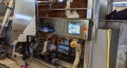 Les robots de traite sont devenus un équipement courant: désormais, un jeune sur deux installé en production laitière en est équipé. Photo : Agathe Legendre/Terroir Est