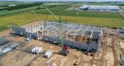 Avec sa nouvelle plateforme d'Arras, Cérélia va pouvoir augmenter ses volumes de stockage et réinternaliser la majorité de sa logistique. Photo : DR