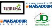 Le rapprochement entre les deux groupes coopératifs devrait  allier les gammes de produits de Jouffray-Drillaud, filiale de Terrena, et le réseau commercial international de Maïsadour Semences, filiale du groupe coopératif Maïsadour.