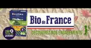 Carrefour s'est engagé avec des coopératives et des industriels pour commercialiser des produits bio. CP : Alpina Savoie