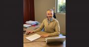 Emmanuel Descloux pilote la coopérative Qualisol et ses filiales afin d'accompagner le changement, de clarifier la stratégie et de développer les nouvelles activités. Photo : DR