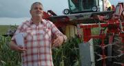 """""""Cette nouvelle filière maïs semences est créatrice de valeur ajoutée et d'emplois"""", souligne Marc Moser, président du Comptoir Agricole de Hochfelden. Photo : H.Grare/Pixel Image"""