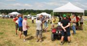 D'après certaines coops et certains négoces, les journées techniques axées sur les innovations  et sur les pratiques alternatives, tout comme les groupes 30000, mobilisent les agriculteurs. CP : O.Lévêque/Pixel6TM.