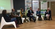 Une centaine de personnes se sont réunies au premier forum enseignement agricole - entreprises de commerce agricole organisé le 6 novembre à Rennes. Photo : DR