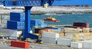 En Ukraine, les investissements dans les structures portuaires ont permis en dix ans de multiplier par trois les capacités au chargement et déchargement. Photo : Kaetana - Fotolia