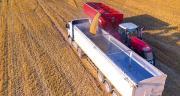 Dans le transport, l'un des challenges est de gérer la saisonnalité de l'activité, avec notamment un pic lors de la moisson des céréales. Photo : Stockr-Fotolia