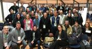 54 Agritwittos étaient présents pour l'assemblée générale constituante de FranceAgriTwittos ce 18 novembre. © Éric Young