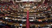 Les députés ont voté le texte lors d'un vote solennel. CP : Assemblée nationale, DL