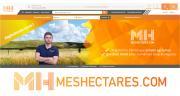 « Plutôt que de créer de leurs côtés une plateforme, les coopératives et les négoces bénéficient du travail mené par Meshectares.com depuis cinq ans », développe Gaétan Fleury, fondateur de Meshectares.com. Photo : DR
