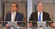 « Grâce à un plan de réduction de charges, La Flandre a terminé son exercice à l'équilibre », se sont félicités Francis Hennebert et Didier Vereecke, respectivement président et directeur. Photo : S.Bot/Pixel Image