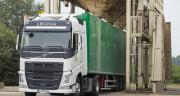 ©Logivia/Pour la moisson 2017, Logivia a transporté en à peine un mois plus de 440 000 t de céréales et oléo-protéagineux issues des collectes des deux coopératives Dijon Céréales et Bourgogne du Sud et par-couru quelques 800 000 km.