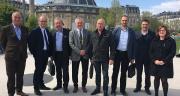 Les dirigeants de la FC2A souhaitent renforcer la représentativité institutionnelle et promouvoir la convention collective du commerce agricole. Photo : DR