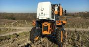 Oeliatec a investi en 2019 le marché de l'agriculture avec Oeliagri, des machines spécifiquement développées pour les professionnels de la viticulture, du maraîchage et de l'arboriculture. Photos : Oeliatec