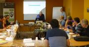 Les Établissements Pelé Agri-Conseil ont organisé le 1er février 2018 une journée de formation sur la solution de commercialisation des céréales Pilotersaferme. © Pelé