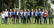 L'ensemble des membres du bureau d'Innoval. ©Claire Ronsin