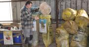 La collecte et le recyclage par Adivalor ont continué de progresser en 2020 avec 85 000 tonnes d'emballages et plastiques usagés, soit 5 000 tonnes de plus que l'année précédente. Photo : DR