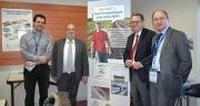 Le Comité français des plastiques et Adivalor ont réuni la presse le 17 janvier au Sival à Angers poour informer sur la situation du recyclage. ©M.D.Guihard/Pixel Image
