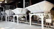 Les stations de mélange se sont souvent modernisées ces dernières années. Ici, la station de mélange de Sud Engrais Distribution à Arles. Photo : Sud Engrais Distribution