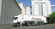 Triskalia assure le transport de 1,2 million de tonnes d'aliments du bétail par an. ©Triskalia