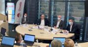 Océalia a tenu son AG plénière le 10 décembre dernier, en visioconférence. CP : Océalia