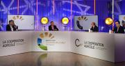 La Coopération agricole présentera, au Salon de l'agriculture 2022, sa feuille de route pour une économie « Zéro émission carbone » (ZEN). Photo : mindscanner/Adobe Stock