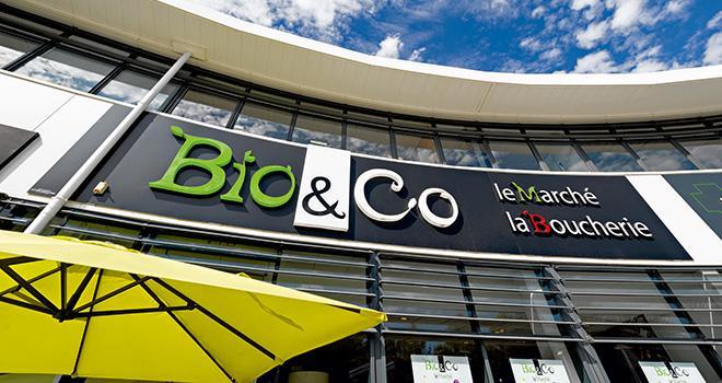 En 2018, InVivo Retail a racheté six magasins Bio&Co dans le Sud de la France. © InVivo Retail