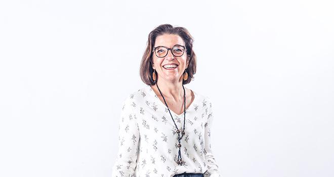 Isabelle Williatte, responsable qualité et développement durable à la Scara. Photo : Le Bonheur des gens