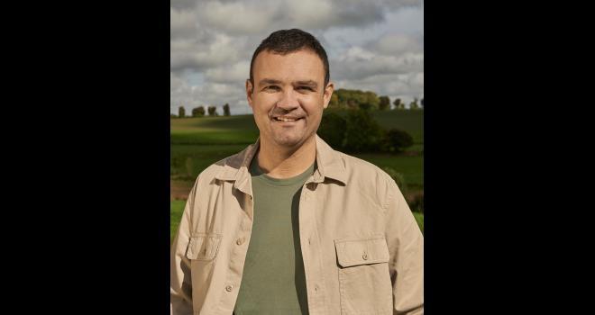 Depuis le 3 novembre, Sébastien Picardat est directeur général d'Agdatahub, société créée en août dernier et filiale d'API-Agro. Photo : DR