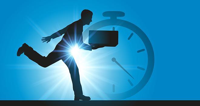 Agriconomie propose un service de livraison express en moins de 24 heures. Photo : pict rider/Adobe Stock