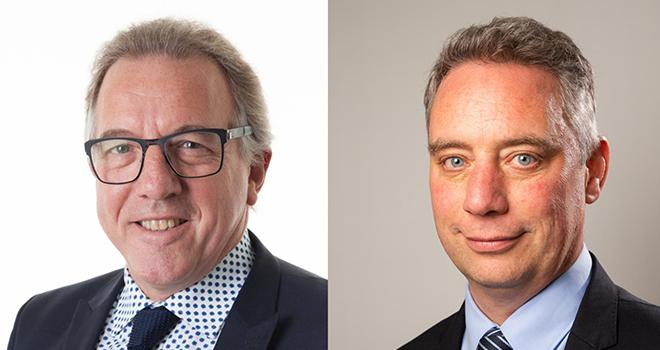 Antoine Hacard a été élu président de Cérèsia et Patrick Bailleul, directeur général.