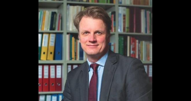 Michael Keller, secrétaire général de l'ISF. CP : DR