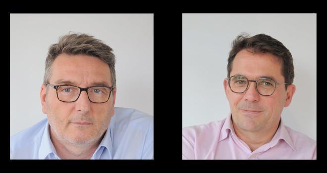 Pierre Marin et Luc Boucher. CP : Iddem, Decid&Risk