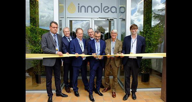 Innolea fédère Euralis Semences, Limagrain, RAGT Semences et le fonds d'innovation des huiles et protéines végétales porté par Sofiprotéol. Photo : DR