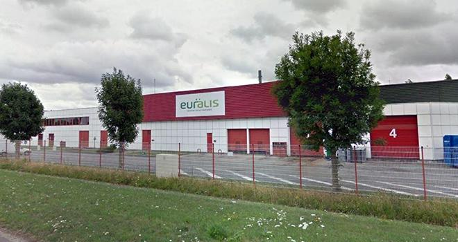 Le site de Dunkerque fait partie des structures industrielles qui vont fermer. ©Euralis
