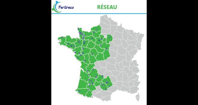 Fertireco renforce sa présence sur le territoire français en intégrant 21 nouveaux membres. CP : DR