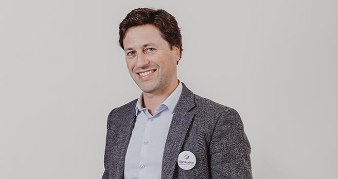 Hugo Bony : « Il faut avoir une approche plus globale et ne pas avoir peur de revisiter l'itinéraire technique, aborder le biocontrôle à l'aune des rééquilibrages. » Photo : Jordane Chaillou