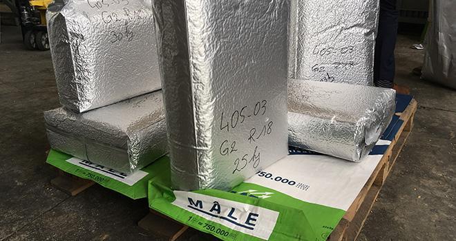 Saaten-Union est en capacité de conditionner sous vide des sacs de 25 kg et des big bags de 1,2 t. © Mathieu Lecourtier/Média&agriculture