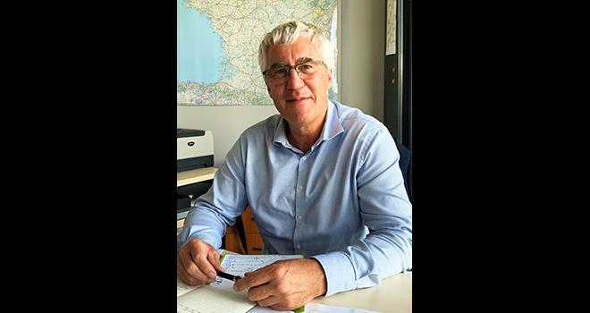Jean-Baptiste Barbazanges : « Actura réfléchit au e-commerce avec un projet en cours d'étude. » Photo : Actura