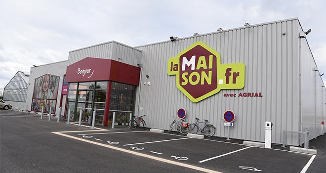 Agrial vient de créer LaMaison.fr, nouvelle enseigne de magasins de proximité.