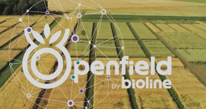 La plateforme d'essais Openfield de Bioline est désormais en ligne et accessible à tous. CP : Bioline