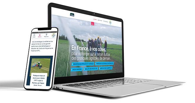 Bayer lance sa vitrine digitale culturechamps-lesrencontres.fr. Photo : Bayer