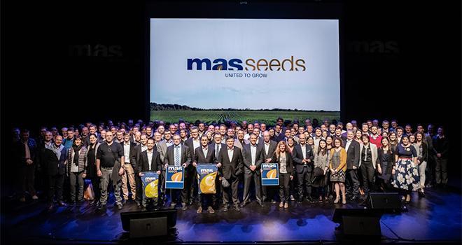 Maïsadour Semences devient Mas Seeds pour mieux afficher sa volonté d'innover et ses ambitions internationales. Photo : ArnaudBertrande