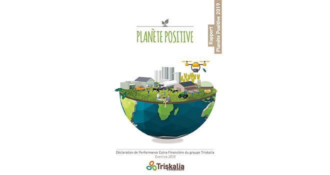 La première DPEF du groupe Triskalia est disponible sur son site Internet. CP : DR